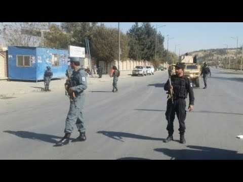 Breaking News Today 11/7/17,Afghan channel hit in IS claimed attack | US Today | World News