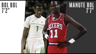 Bol Bol Looks Like PORZINGIS | CBS Sports thumbnail