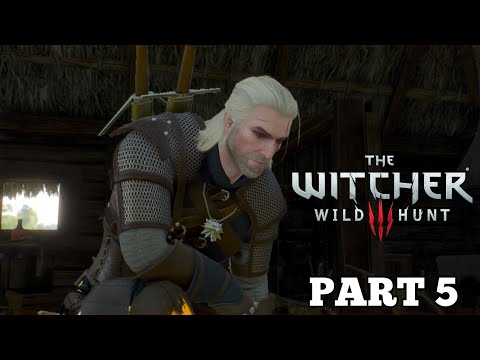DEVIL BY THE WELL | THE WITCHER 3 WALKTHROUGH PART 5