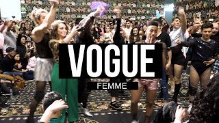 VOGUE FEMME - THE FABULOUS KIKI BALL 2018