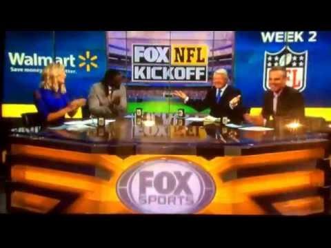 Fox NFL Kickoff cold open September 18, 2016
