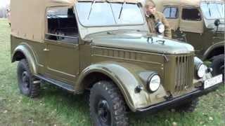 GAZ-69 & GAZ-69A