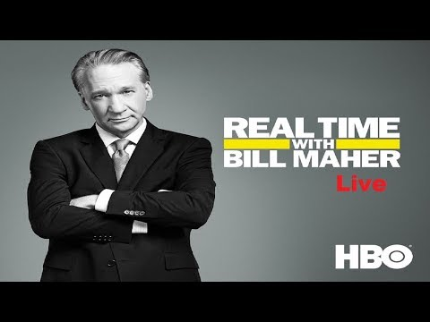 Real Time With Bill Maher 8/16/19 | HBO Real Time With Bill Maher 504 August 16, 2019