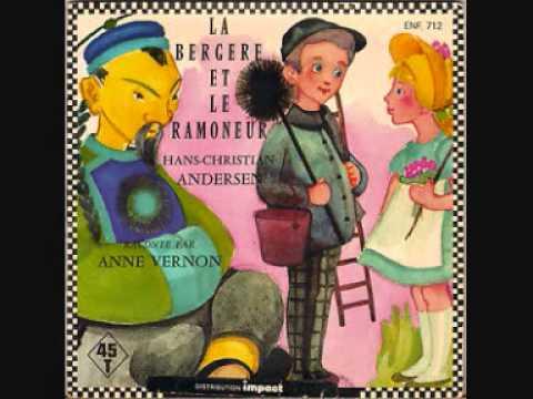 Anne Vernon  La Bergère et le Ramoneur