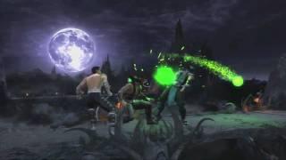 Mortal Kombat 2011 Video Game Trailer