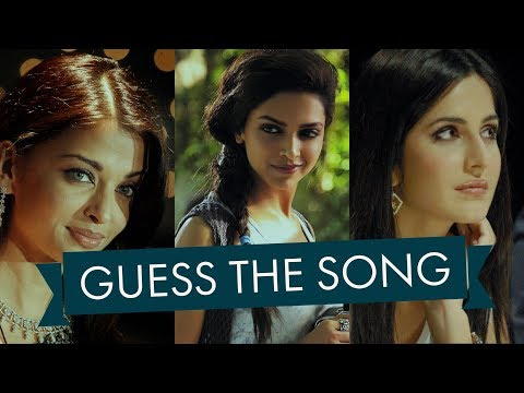 Guess the Song Challenge Bollywood