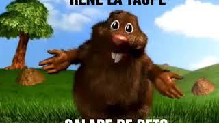 René la Taupe - salade de pets (audio officiel)