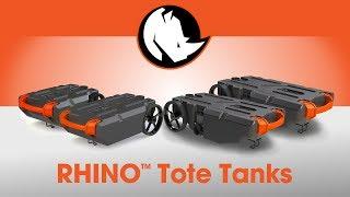 Rhino Tote Tanks