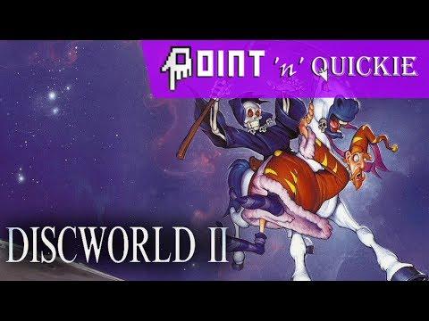 Discworld 2 missing presumed walkthrough