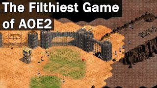 The Filthiest Game of Age of Empires II