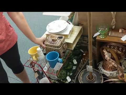 Antique Mall Time! Buying And Selling Antiques The Hard Way?