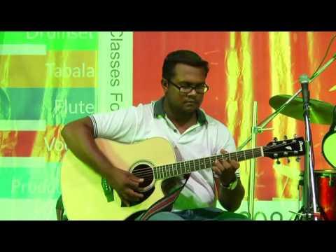 """Deewani Mastani"" guitar duet"
