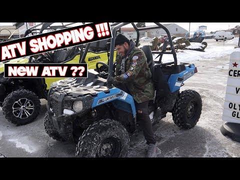 ATV SHOPPING !! (ANOTHER NEW ATV ?)