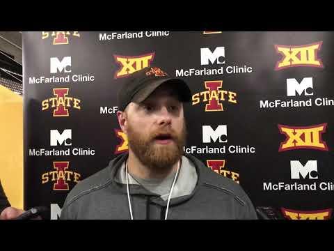 Dave Sprau - VIDEO: ISU OC Tom Manning, DC Jon Heacock