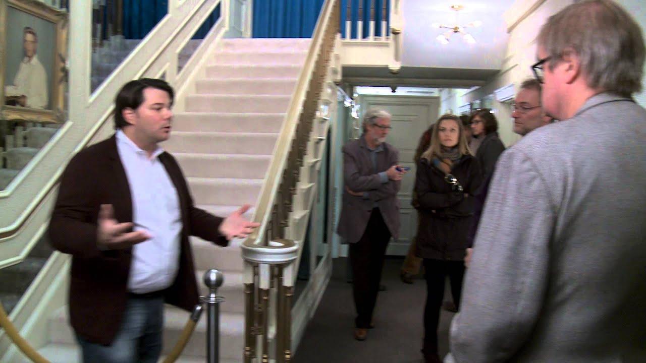 Garrison Keillor visits Graceland