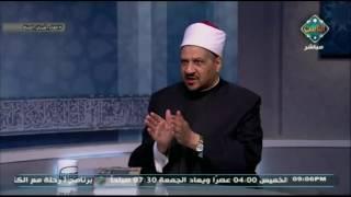 مستشار المفتي: نهر النيل من الجنة والحفاظ عليه واجب .. فيديو