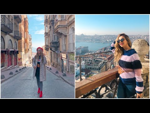 VLOG | Traveling To Turkey | Exploring Istanbul