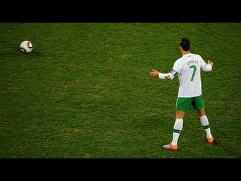 Cristiano Ronaldo Knuckleball Tutorial Marconii