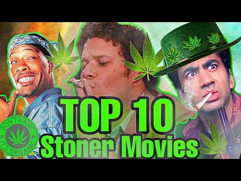 Top 10 Movies To Watch While High