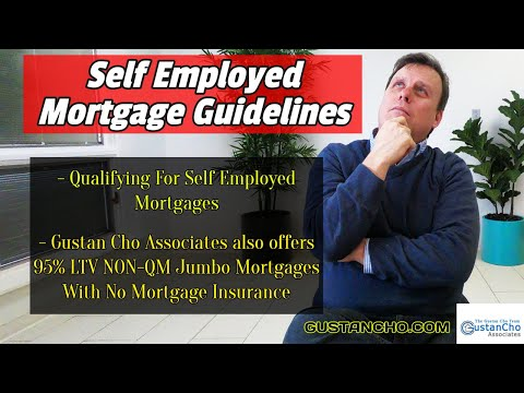 self-employed-mortgage-guidelines-|-2020