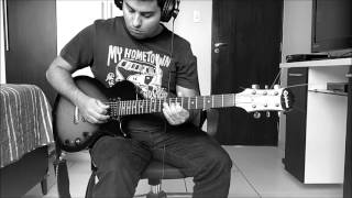 Solitude is a bliss - Tame Impala (guitar cover)