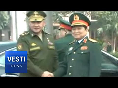 Russia and Vietnam Discuss Military Cooperation - Shoigu Reveals Possible Plans For Sale of S-400