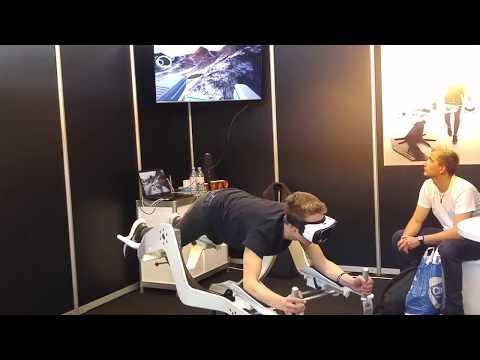 Fitness Virtual Reality Gaming