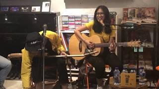 Endah N Rhesa - Liburan Indie (Live at Kios Ojo Keos, Jakarta 30/07/2019)