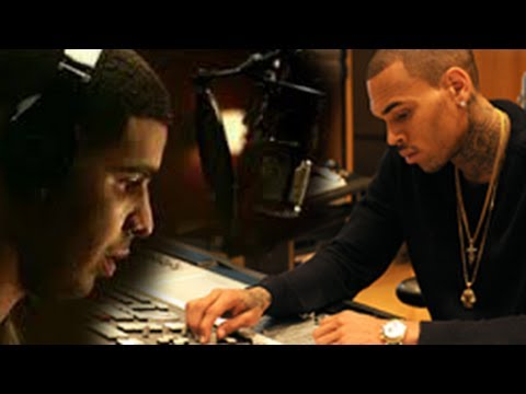 Chris Brown & Drake Spotted In The Studio TOGETHER - New ...