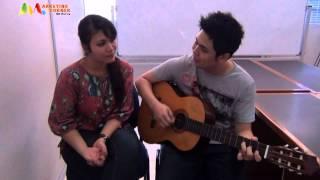 Cover Seluruh Nafas (Gisele & Last Child) - David Harianto & Putri