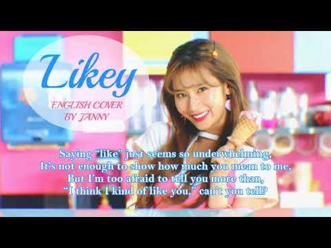 TWICE (트와이스) - LIKEY | English Cover by JANNY
