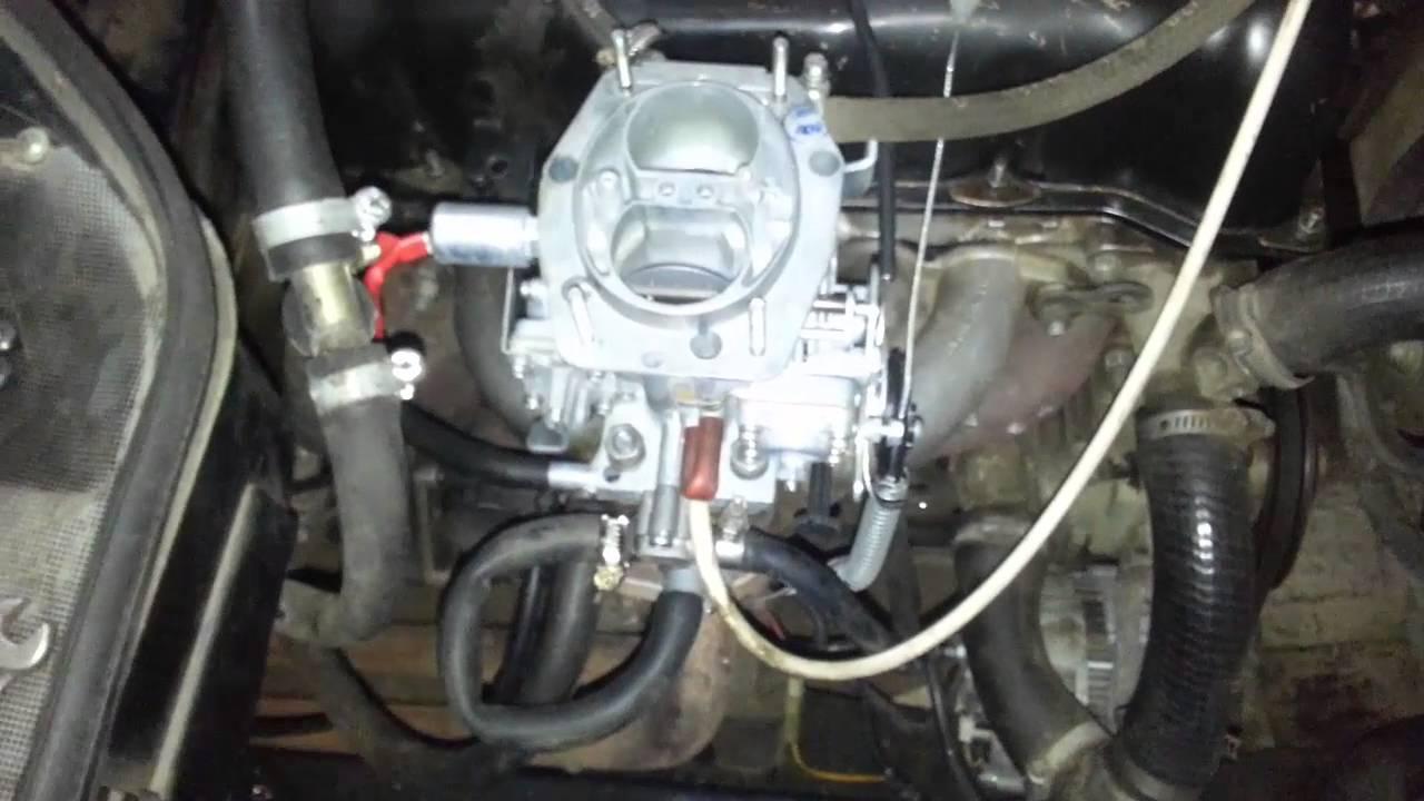 инструкция по установки карбюратора солекс на ваз 2101 видео