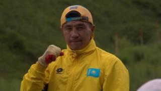 Берик Абдрахманов. Олимпиада 2016