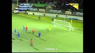 u de chile 2 vs u española 0 amistoso 2013 estadio chinquihue Puerto Montt radio ADN