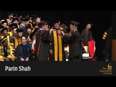 University of Iowa Graduate College (Doctoral) Spring 2018 Commencement (Farsi) on YouTube