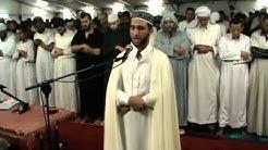 Cheikh Rachid (Imam de la mosquée de Gennevilliers) - 12/08/2012 Tarawih Puteaux (92)