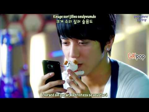So Give Me A Smile – M Signal (Sub Español - Hangul - Roma) [Heartstring OST]