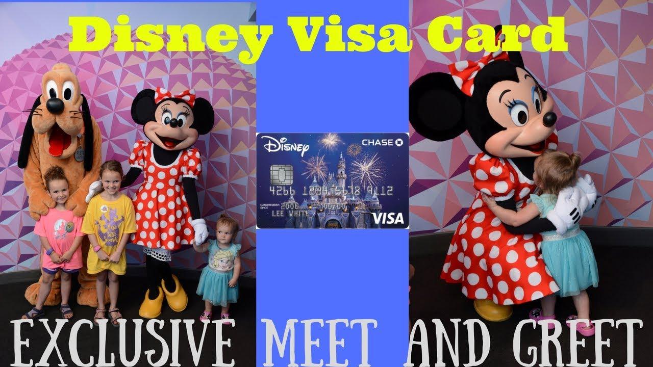 Disney world visa card meet and greet youtube disney world visa card meet and greet kristyandbryce Choice Image