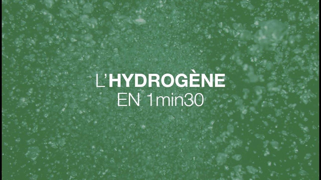 Tout savoir sur l'hydrogène, énergie du futur