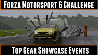 Forza 6 Challenge Top Gear Showcase Events