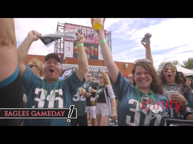 Customer Profile: Xfinity Live! Philadelphia