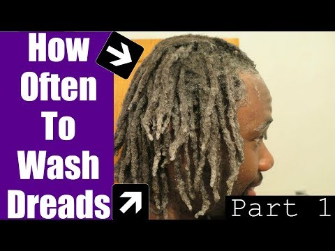 How Often To Wash Dreads   Dandruff, Scalp Soreness, & Itching