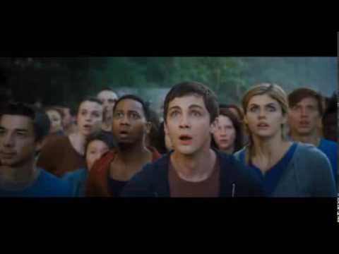 Percy Jackson:Sea Of Monsters 2013) Movie Trailer