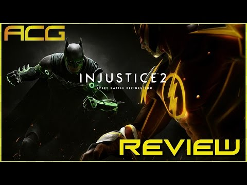 """Injustice 2 Review """"Buy, Wait for Sale, Rent, Never Touch?"""""""
