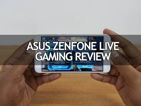 ASUS Zenfone Live (ZB501KL) Gaming Review with Heating Test