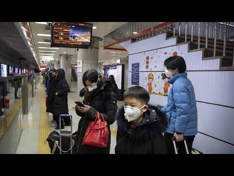 الصين تأمر بإجراءات على مستوى البلاد للكشف عن فيروس كورونا بوسائل النقل…  - نشر قبل 8 ساعة