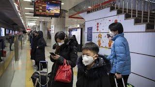الصين تأمر بإجراءات على مستوى البلاد للكشف عن فيروس كورونا بوسائل النقل…