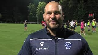 Yvelines | 3 questions au rugbyman versaillais Guillaume Paumier