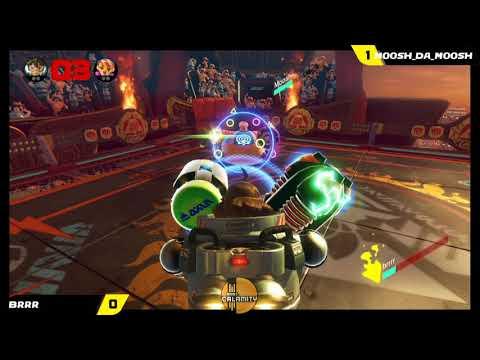 ARMS LAB #7 | Brrr (Mechanica) vs BCe|Moosh_Da_Moosh (Master Mummy, Lola Pop) - Round Robin