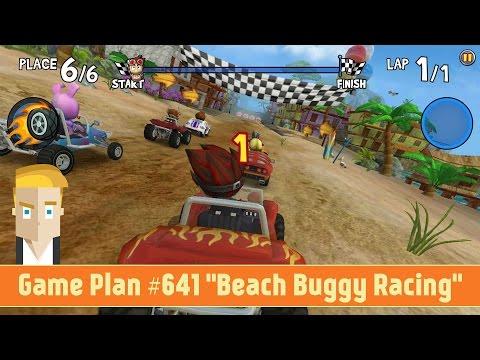 Game Plan #641 Beach Buggy Racing